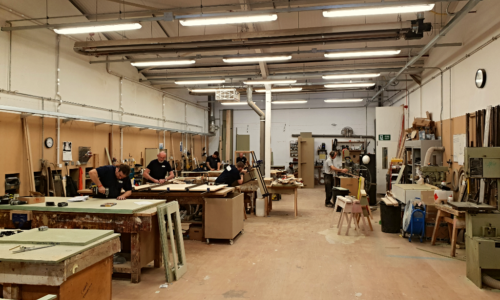 Joinery Banner Image